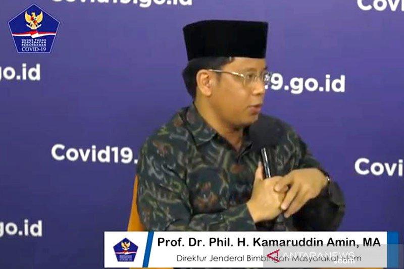 Kemenag: Sejumlah masjid belum jalankan protokol kesehatan