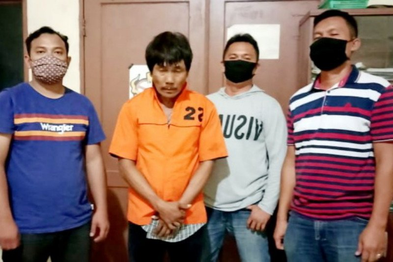 Polres Belawan tangkap pelaku penganiayaan anggota polisi