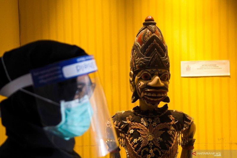 Durasi kunjungan museum di Jakarta dibatasi hanya satu jam