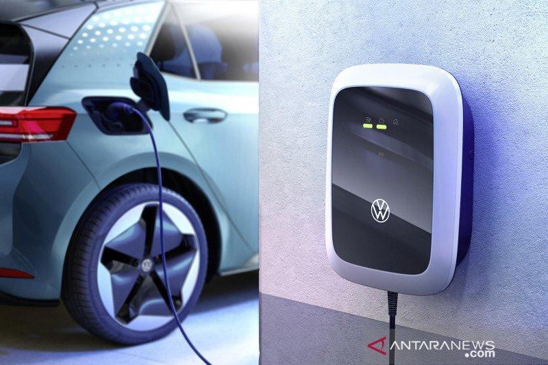 Volkswagen jualan charger mobil listrik, harganya Rp6,3 juta