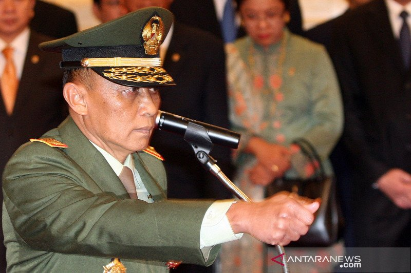 Obituari - Pramono Edhie Wibowo, jenderal anak penumpas PKI