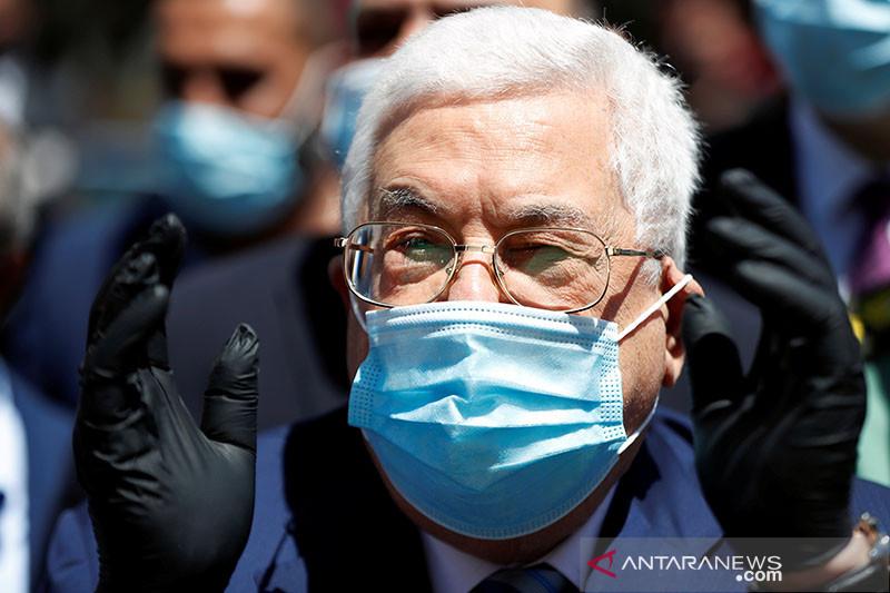 Presiden Palestina tuduh Israel hancurkan solusi dua negara