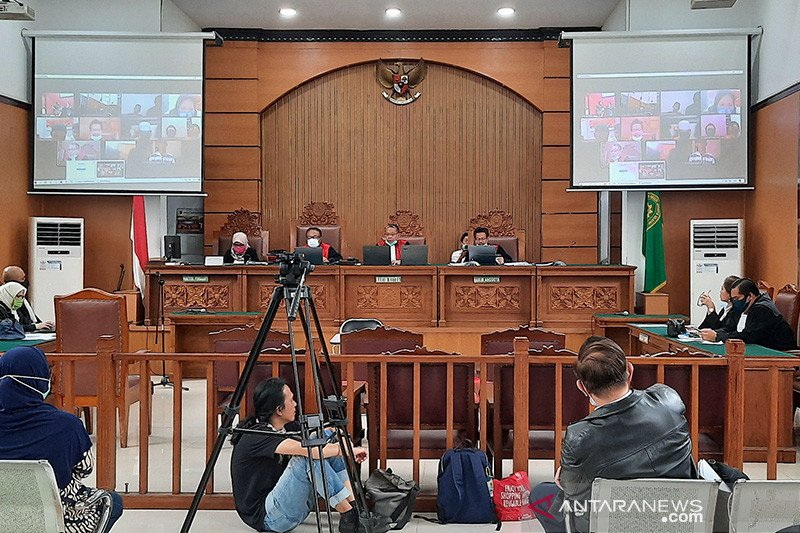 PN Jaksel kabulkan hukuman mati untuk Aulia Kesuma dan putranya