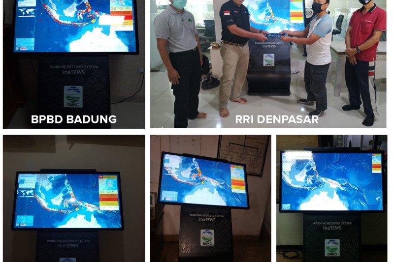 BMKG pasang WRS generasi terbaru di 315 lokasi seluruh Indonesia