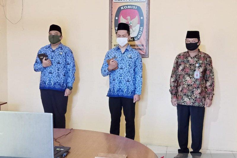 KPU Bengkayang: Beberapa kegiatan tahapan Pilkada dilakukan virtual