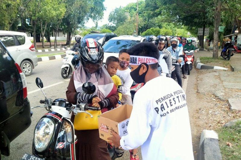 Pemuda Pidie-ACT inisiasi sumur wakaf pertama warga Aceh di Palestina