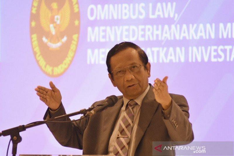 Mahfud nilai jaksa punya alasan hukum terkait tuntutan kasus Novel