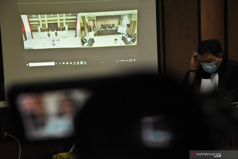 Pengacara penyerang Novel Baswedan sepakat tuntutan 1 tahun penjara