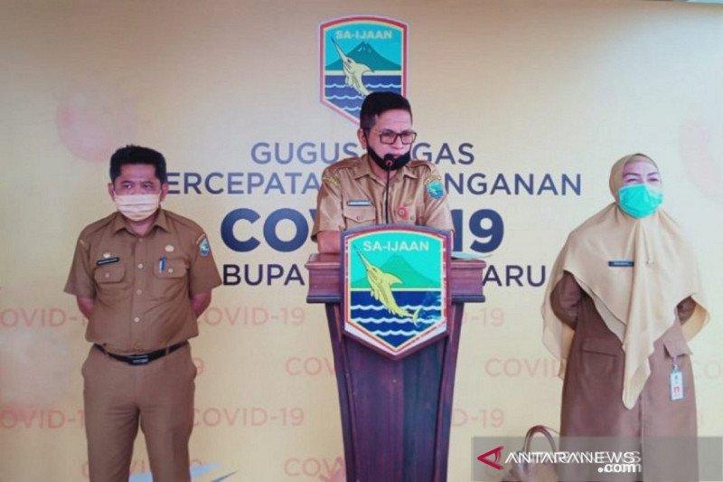 Lima orang pasien COVID-19 di Kotabaru sembuh