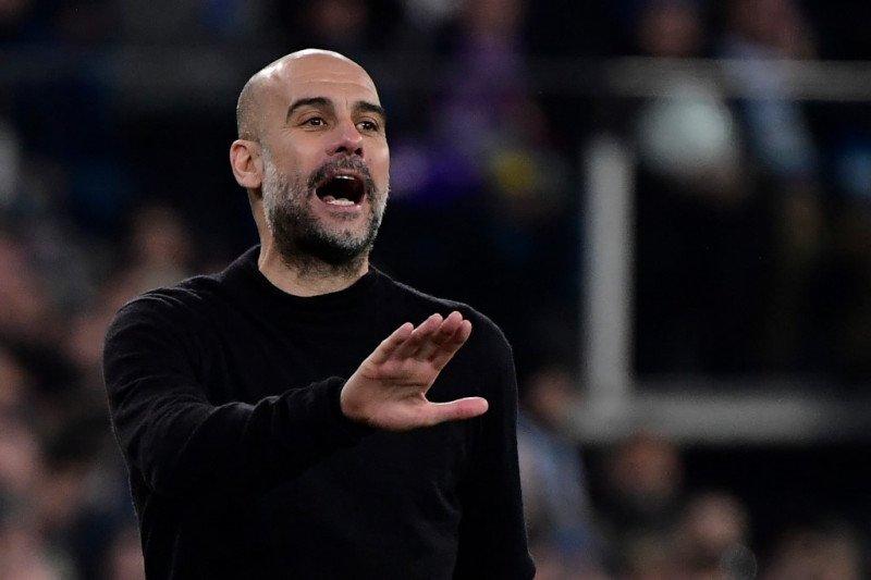 Guardiola yakin Manchester City temukan konsistensi