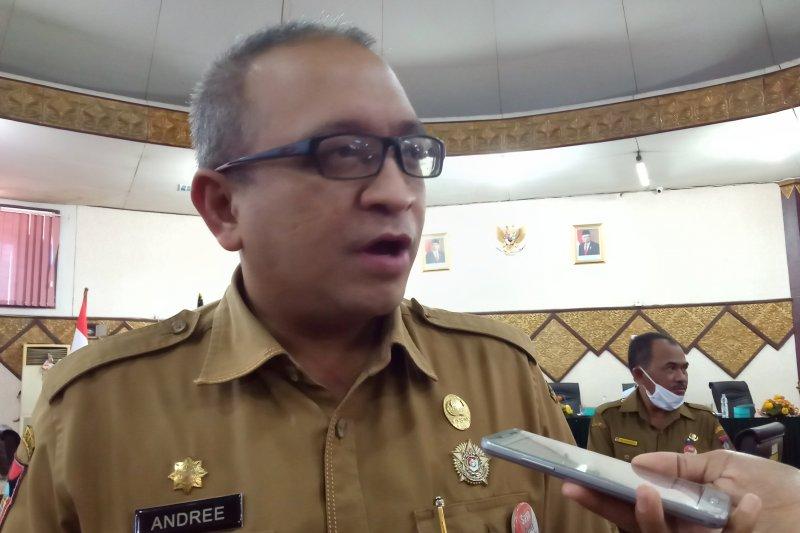 246 positif COVID-19 dari hasil tes swab massal di Pasar Raya Padang