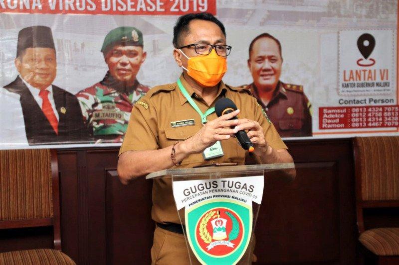 Kadis Pemuda dan Olahraga Maluku positif COVID -19, sebut GTPP