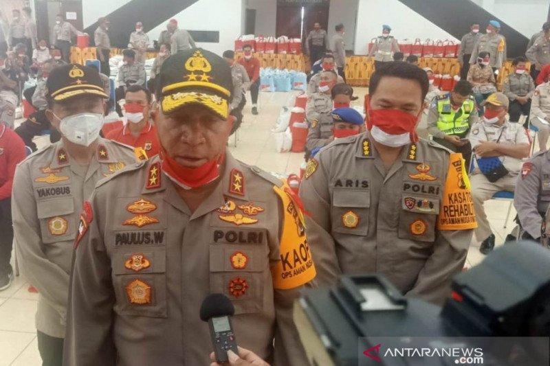 Kapolda Papua: Tuntutan hukum kasus Surabaya dan Balikpapan berbeda