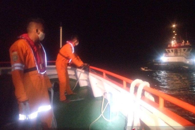 """SAR Pangkalpinang temukan """"tugboat"""" di perairan Tanjung Pinang"""