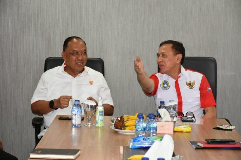 Ketua umum KONI Pusat dukung PSSI gelar kembali liga Indonesia