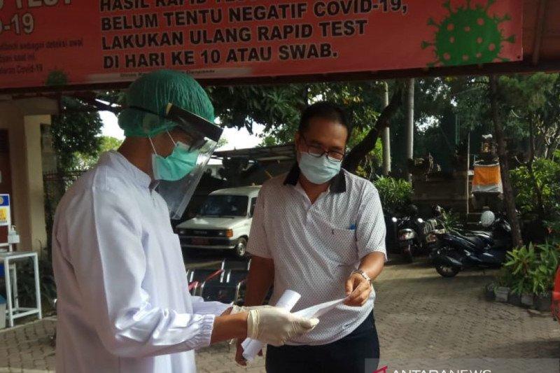 Tim GTPP COVID-19 Denpasar nyatakan delapan orang sembuh
