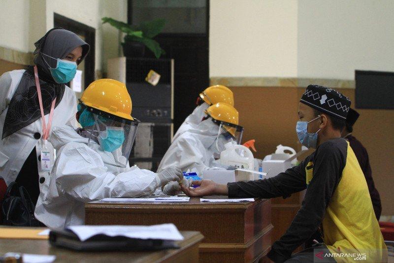 Tujuh daerah di Kalimantan Barat tanpa kasus COVID-19