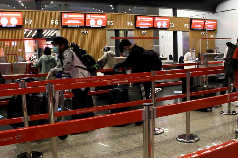 Terdampak pandemi, perwakilan RI pulangkan 144 WNI dari Turki
