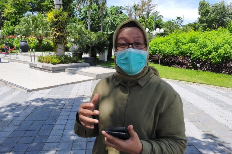 Banyak pasien COVID-19 Surabaya meninggal disertai penyakit penyerta
