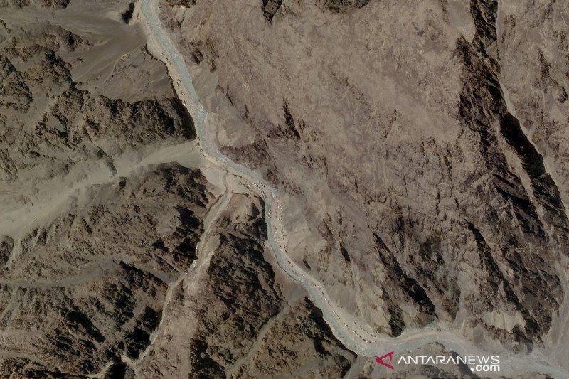 Militer China di Tibet siapkan drone di tengah ketegangan dengan India