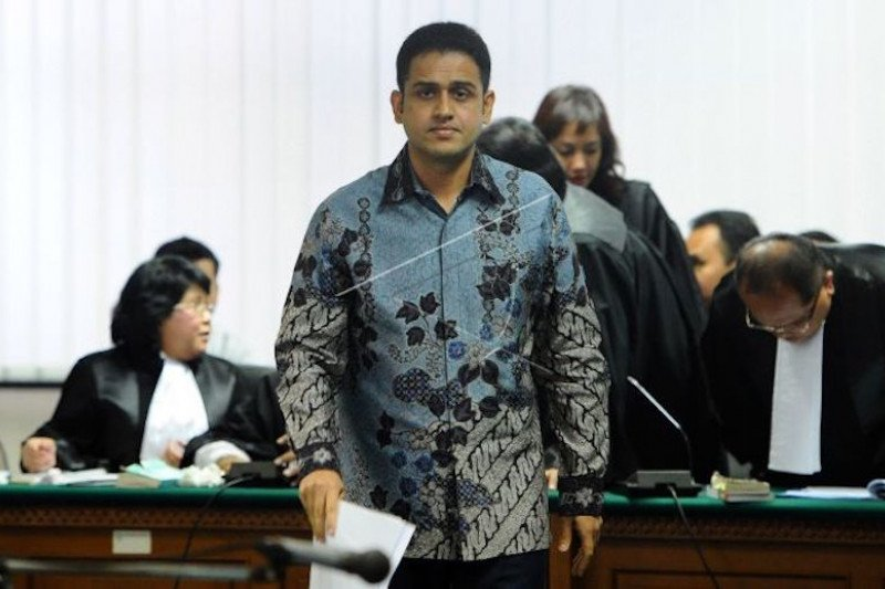 Ditjen PAS: Surat keterangan KPK untuk Nazaruddin dikategorikan JC
