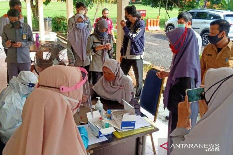 Gugus Tugas COVID-19 Bangka Tengah umumkan enam pasien sembuh