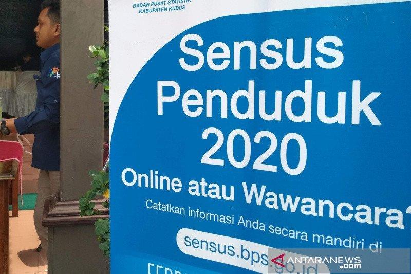 921.022 penduduk Sumbar sudah ikuti sensus penduduk secara daring