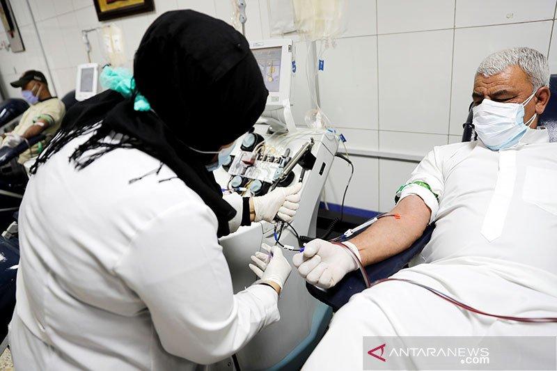 Irak catat lonjakan tajam kasus COVID-19, termasuk varian baru
