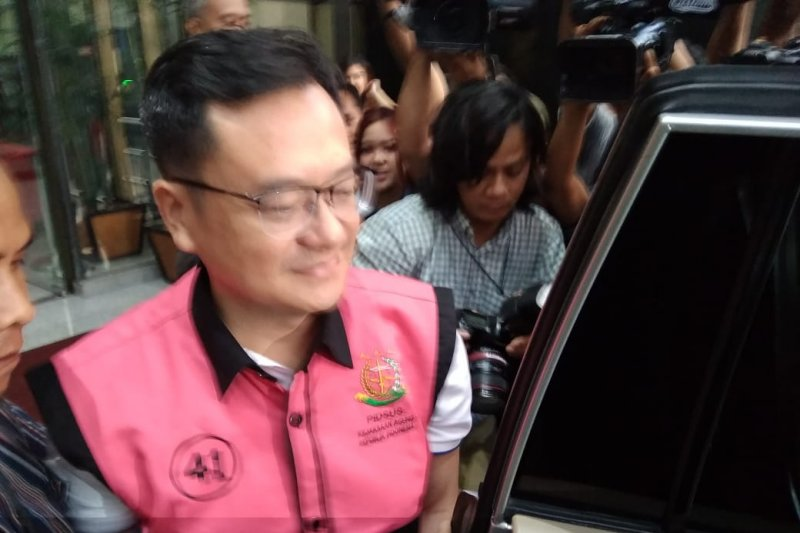 KPK respons keluhan Benny Tjokrosaputro soal Rutan KPK tak nyaman