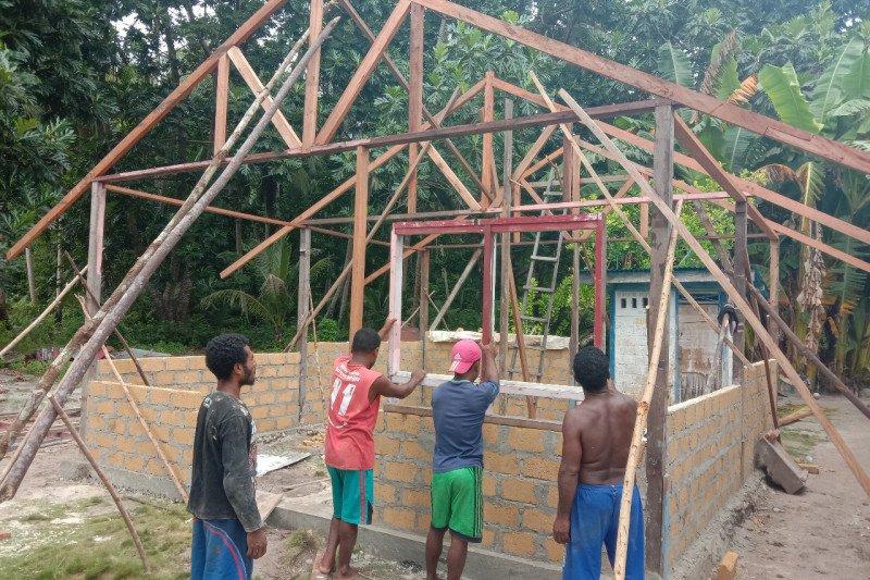 Kementerian PUPR berencana bedah 4.114 rumah di Papua