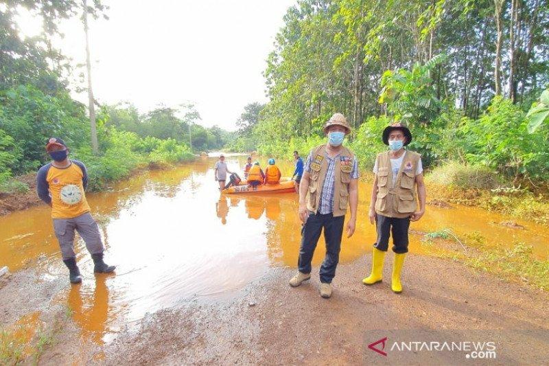 Kabupaten Konawe Utara kembali dilanda banjir