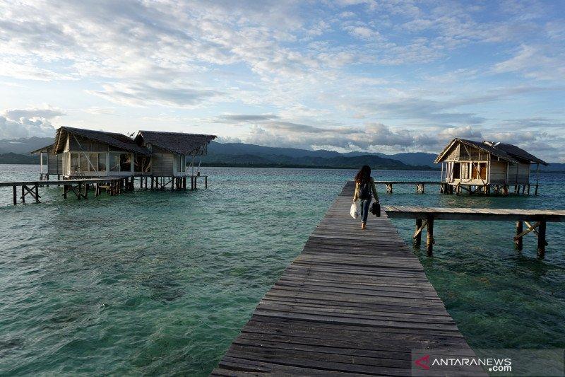 Pulo Cinta Eco Resort kembali dibuka