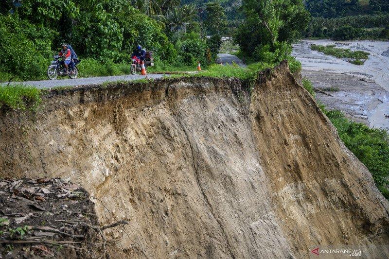 Banjir dan longsor di Kabupaten Sigi