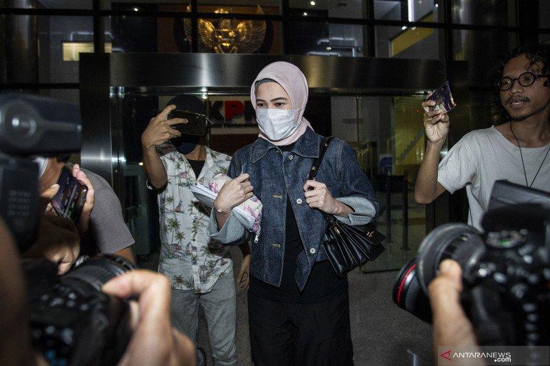 KPK periksa Rizqi Aulia Rahmi, putri mantan Sekretaris MA Nurhadi
