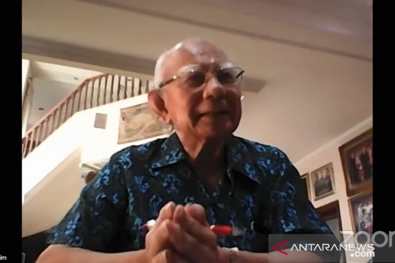 Emil Salim dukung konsep pembelajaran masa pandemi ala Nadiem