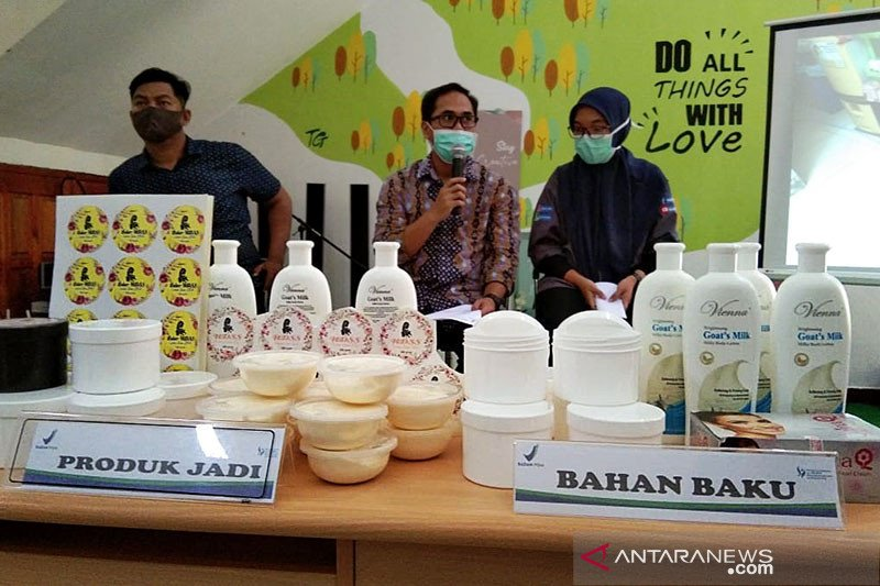 BPOM sita kosmetik ilegal yang dijual bebas secara online di Kota Palu