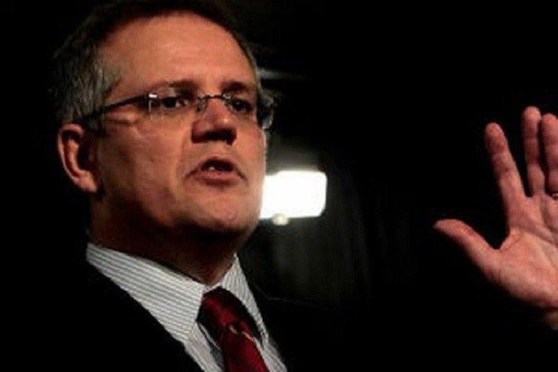 Pertama kalinya PM Australia pidato di parlemen secara virtual