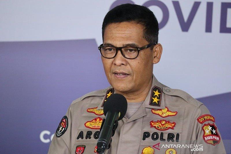 Maklumat Kapolri tentang kepatuhan kebijakan penanganan corona dicabut