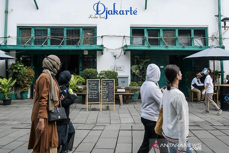 Pengunjung Museum Sejarah Jakarta turun drastis selama PSBB transisi