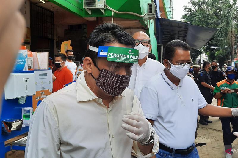 Wagub DKI ancam tindak tegas penjual daging anjing di Pasar Senen