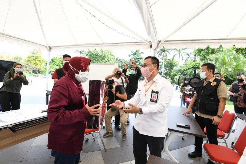 Akhiri tes cepat di Surabaya, BIN catat 1.702 positif COVID-19