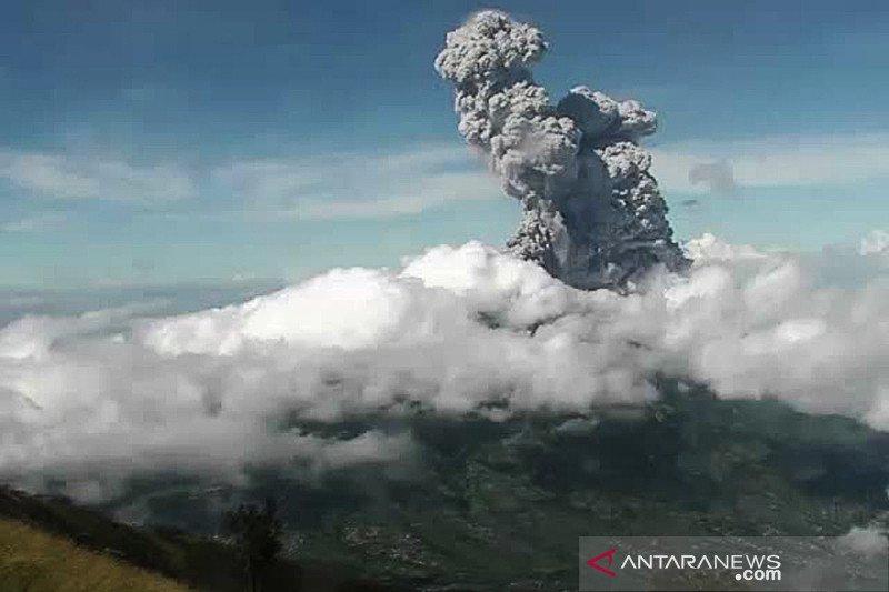 BPPTKG: Status Gunung Merapi tetap waspada