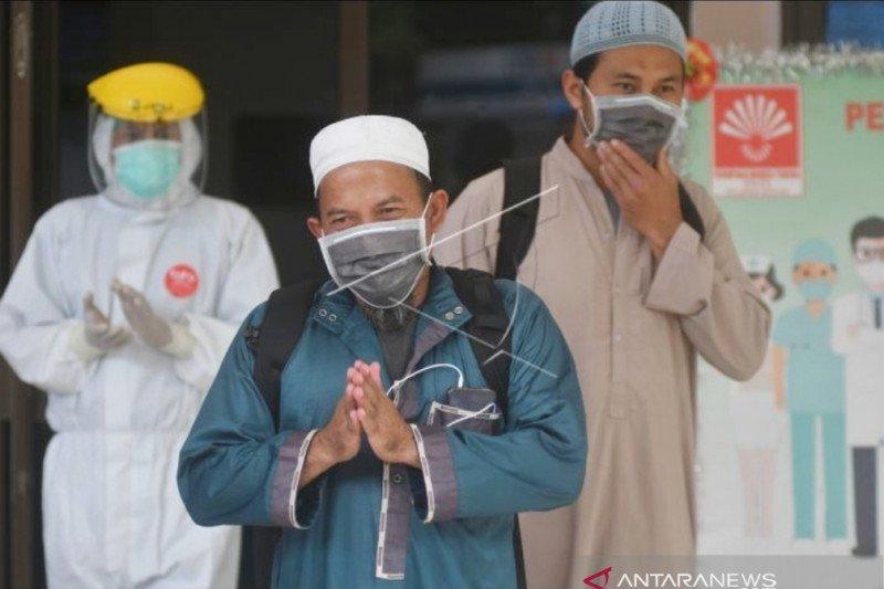 Pasien COVID-19 di Sulawesi Tengah tersisa 37 orang