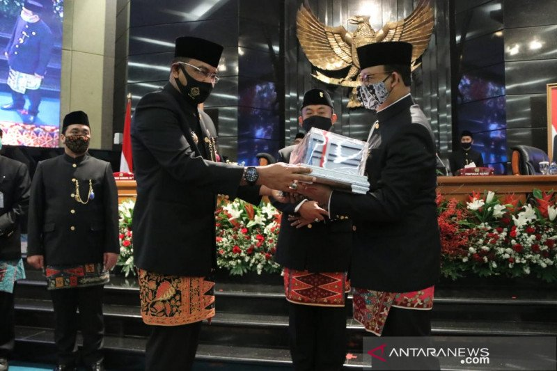 Anies janji tindaklanjuti catatan reses DPRD Jakarta