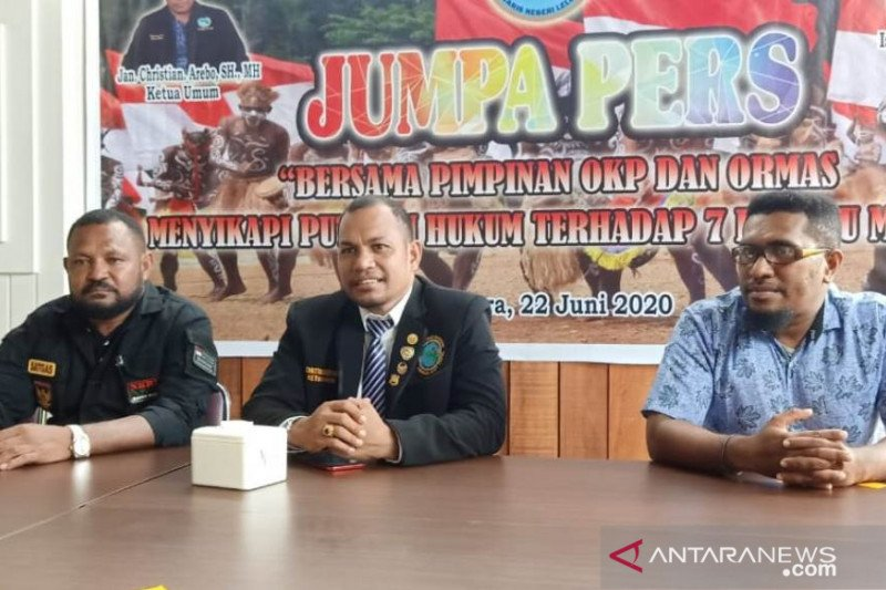Para pemangku kepentingan diajak jaga keharmonisan di Papua