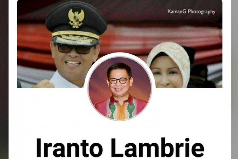 Irianto Lambrie: Waspada akun palsu gubernur Kaltara