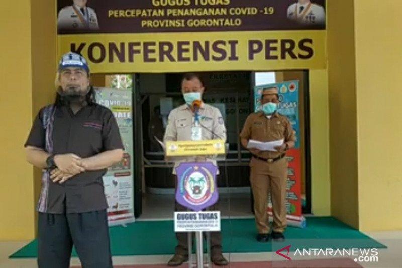 Tambah empat kasus baru, positif COVID-19 di Gorontalo naik 231 kasus