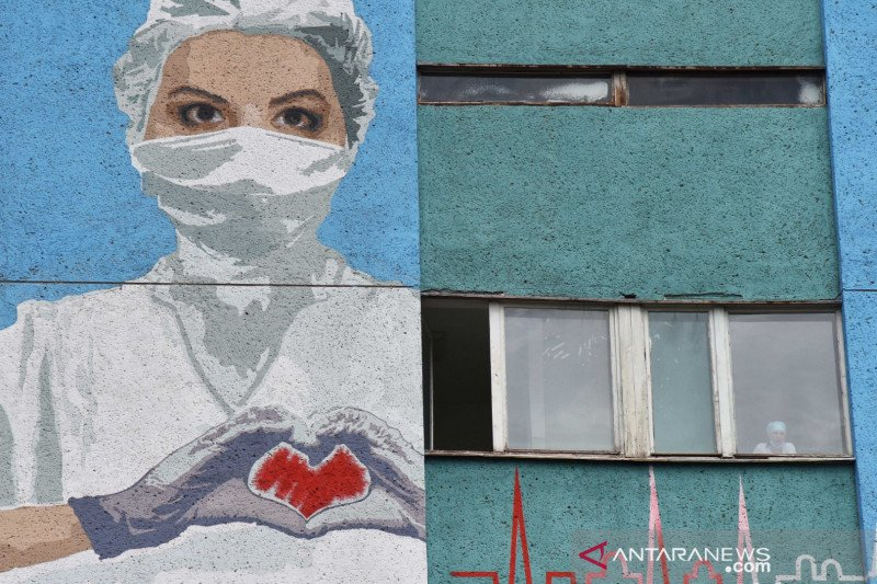 Kemenkes berharap penguncian COVID di Ukraina berakhir
