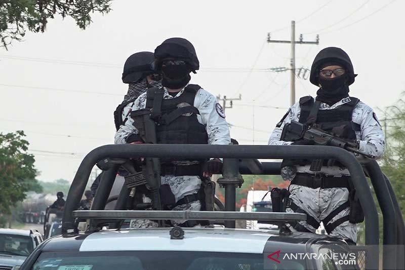 Sekelompok orang bunuh 15 warga desa adat di Meksiko