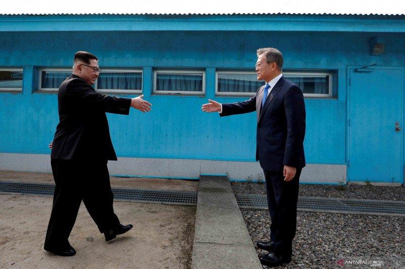 Presiden Korsel serukan penyelenggaraan  KTT AS-Korut sebelum pemilu